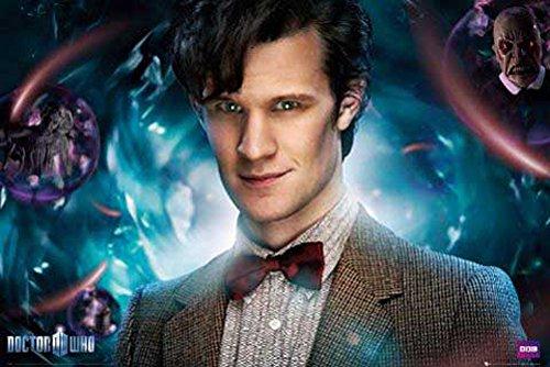 Poster di Doctor Who solo + accessori