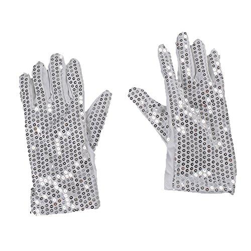 Quiet (Glitter Gloves)