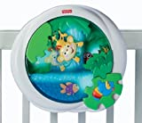 Fisher-Price Rainforest Peek-a-Boo Soother, Waterfall by Fisher-Price