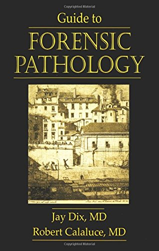 Guide to Forensic Pathology