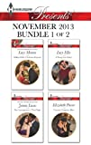 img - for Harlequin Presents November 2013 - Bundle 1 of 2: Million Dollar Christmas Proposal\The Consequences of That Night\A Dangerous Solace\Visconti's Forgotten Heir book / textbook / text book