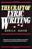 The Craft of Lyric Writing