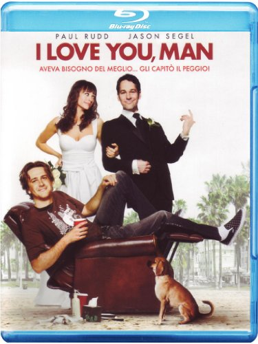 I love you, man [Blu-ray] [IT Import]
