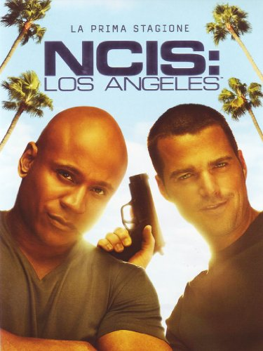 NCIS: Los Angeles Stagione 01 [6 DVDs] [IT Import]