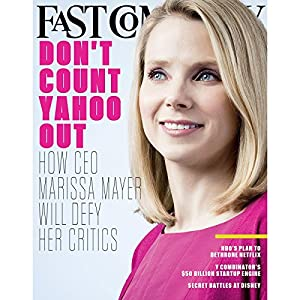 Audible Fast Company, May 2015 Periodical