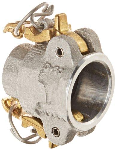 Dixon valve ad aluminum t boss lock type d cam and