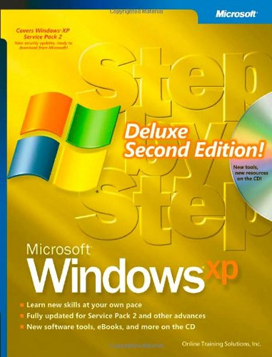 Microsoft® Windows® Xp Step By Step Deluxe