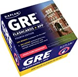 GRE® Vocabulary Flashcards + App (Kaplan Test Prep)
