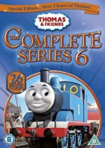 Thomas Amp Friends The Complete Series 6 Dvd Amazon Co