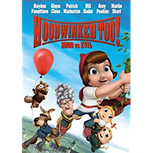 Hoodwinked Too! Hood vs. Evil [DVD]