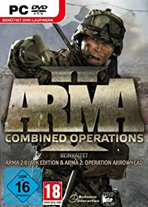 ARMA 2: Combined Operations - Gold Edition - [PC]