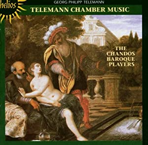 Telemann: Chamber Music, Trio Sonatas, Quartets, Concerto from Hyperion