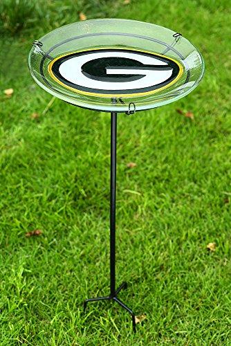 Nfl Staked Bird Bath Nfl Team Green Bay Packers Home Garden Decor Baths