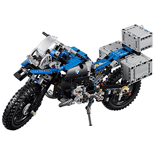 Lego Technic Motorcycle