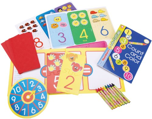 Creative Hands Edu-Tivities Learning Kit: Numbers
