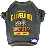 Pets First NBA Cleveland Cavaliers Tee Shirt, Large