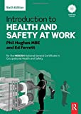 Introduction to Health and Safety at Work: for the NEBOSH National General Certificate in Occupational Health and Safety