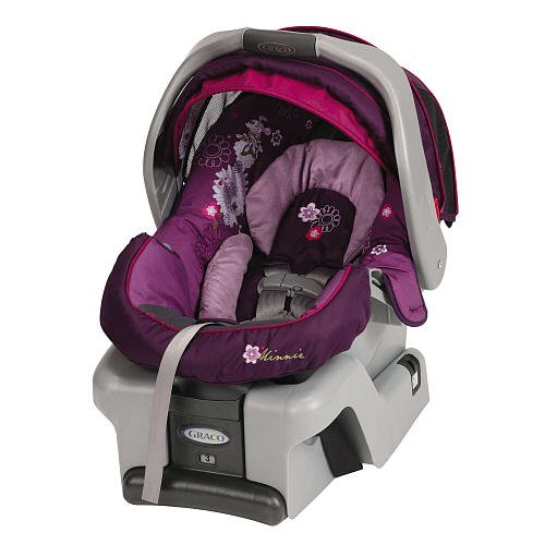 Graco Infant Car Seat - Minnie Mouse