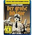 Charlie Chaplin - Der gro�e Diktator [Blu-ray]