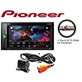 Sound of Tri-State Pioneer AVH211EX Multimedia Receiver with Backup Camera