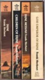 img - for The Dune Collection; Dune; Dune Messiah; Children of Dune; God Emperor of Dune book / textbook / text book