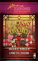 My Deadly Valentine: Dangerous Admirer\Dark Obsession (Love Inspired Suspense)