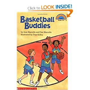 Basketball Buddies: Sports Stories (Hello Reader Level 3) Jean Marzollo