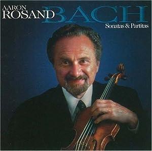 Bach Solo Violin Partitas And Sonatas Import from Classics