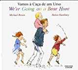 Image of We're Going on a Bear Hunt in Czech and English (English and Czech Edition)