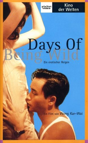 Days of Being Wild [VHS]