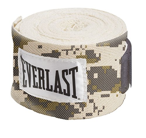Everlast Erwachsene Boxartikel 1300005 180 Handwraps, Camo, 108, 057163 99005