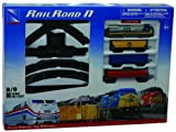 Set inicial para modelismo ferroviario