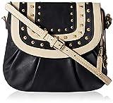 Gussaci Italy Women's Handbag (Black) (GC320)