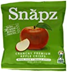 Snapz Crunchy Apple Plain Crisps (Pac...