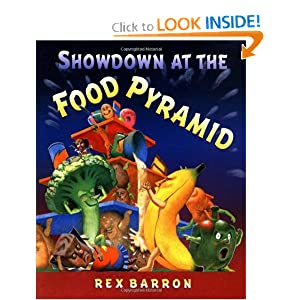 Showdown At The Food Pyramid