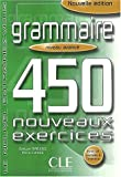 echange, troc Collectif - 450 exercices, niveau avancé, nouvelle édition