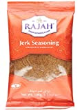 RAJAH BRAND 100g QUALITY JAMAICAN JERK SEASONING QUALITY SPICE PERFECT MIX FOR CHICKEN, BEEF, LAMB ETC