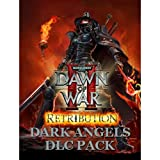 Dark Angels content DLC pack for Warhammer 40,000: Dawn of War II: Retribution [Online Game Code]