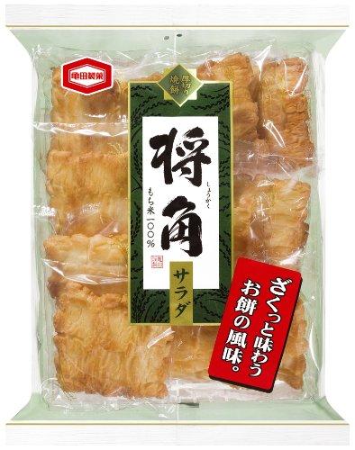 亀田製菓 将角サラダ 11枚×6袋