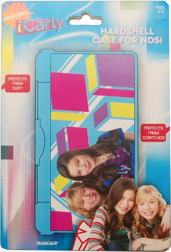 Nickelodeon iCarly Hardshell Case for DS Lite - 1