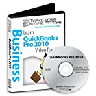 Software Video Learn Intuit QuickBooks Pro 2010 Training DVD Sale 60% Off training video tutorials DVD Over 8 Hours of Video Training