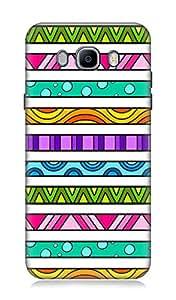 Samsung Galaxy J5(2016) 3Dimensional High Quality Designer Back Cover by 7C