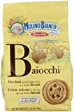 Mulino Bianco Baiocchi Biscuits, 5.29 Ounce Bags (Pack of 10)