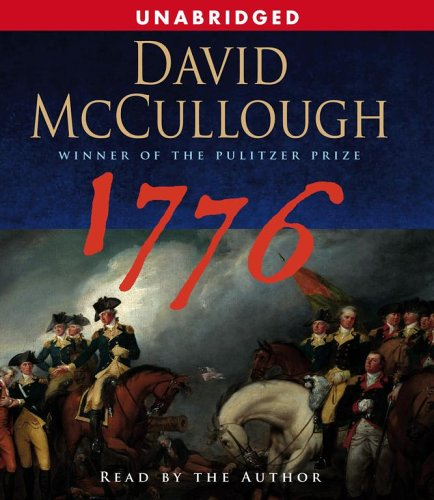1776, David McCullough; David McCullough