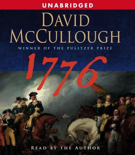 1776, David McCullough; David McCullough
