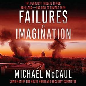 Failures of Imagination Audiobook