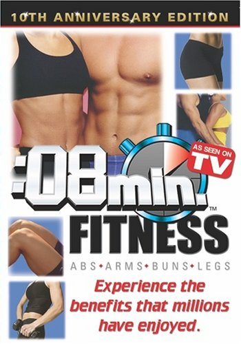 8 Minute Fitness [DVD] [Import]