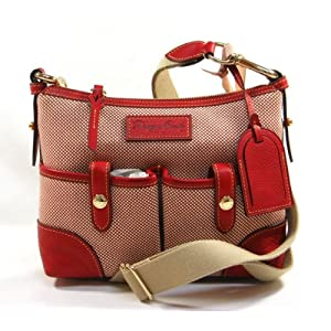 NEW AUTHENTIC DOONEY & BOURKE LETTER CARRIER MESSENGER BAG (Red)