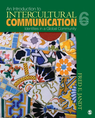 An Introduction to Intercultural Communication:...