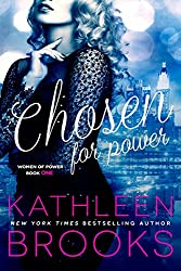 Chosen for Power (Women of Power Book 1)